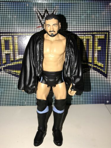 WWE Mattel Basic 71 Austin Aries With Added Target Series Cape Accessory TNA NXT