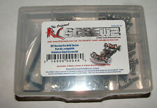 HPI RACING PRO DRIFT SERIES RC SCREWZ SCREW SET STAINLESS STEEL HPI049