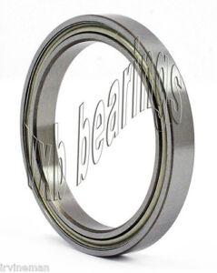 6903ZZ Bearing Deep Groove 6903ZZ Ball Bearings