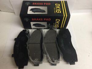 Brake pads D652 DKIG