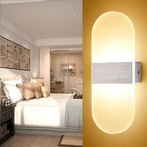 6W-12W-Effektlampe-Wandlampe-LED-Wandleuchte-Flutlicht-Wohnzimmer-Beleuchtung