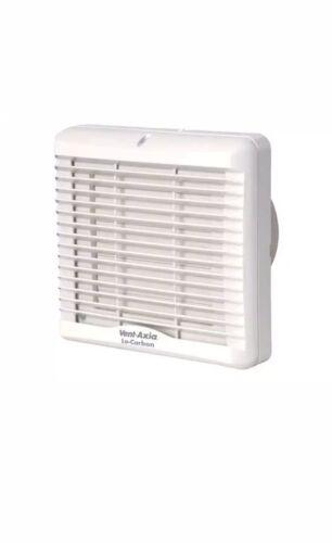 VENT Axia Lo CARBON VA150HP umidità Ventola con otturatore
