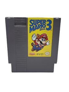 Super Mario Bros 3 (Nintendo Entertainment System NES, 1990) Authentic Cartridge