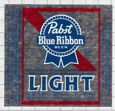 Pabst Brewing Company Sticker