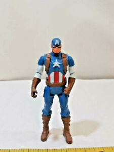 "Hasbro Marvel Avengers 6"" Action Figure Captain America Sealed ~ Ships Free"