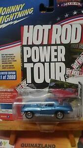 Johnny-Lightning-Hot-Rod-1965-Corvette-Stingray-Limited-Edition-N14