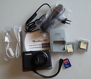appareil photo Canon PowerShot S95