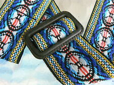 HIPPIE CAMERA STRAP HIPPY for CANON AE-1 PENTAX K1000 OLYMPUS OM-1 NIKON *MINT-
