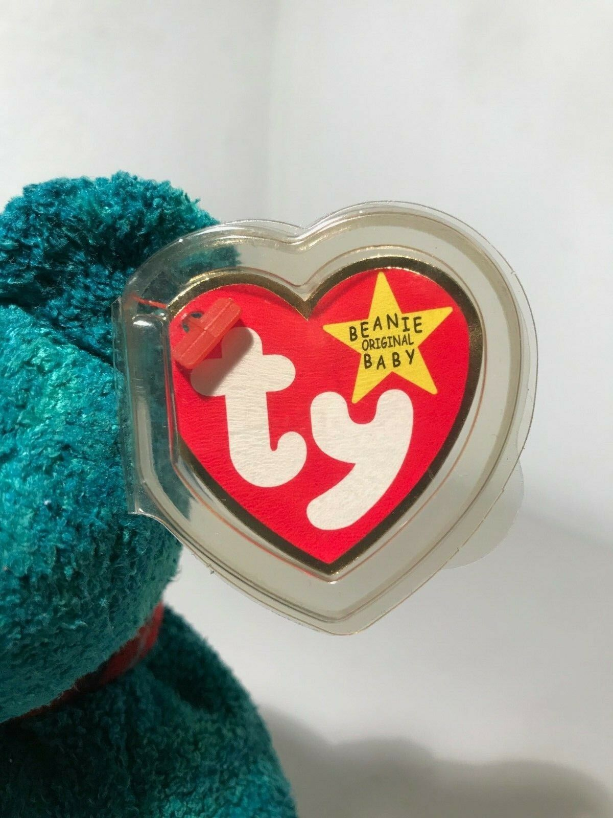 Retired Ty Ty Ty Beanie Baby  Wallace  VERY RARE bdf592