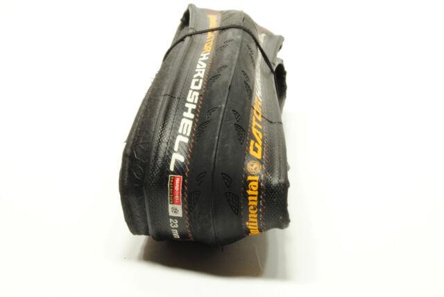 Continental Gatorskin Hardshell Duraskin Folding Road Bike Tire 700x23
