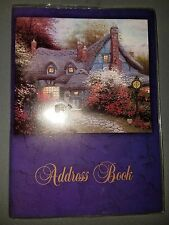 Rare Thomas Kincade Address Book. New, Free Shipping!!