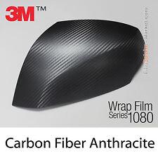 20x30cm FILM CARBONE Gris 3M 1080 CF201  Vinyle COVERING  New Series Wrap Film