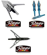 For Practice Only SALE Rage 100 Grain Practice Heads 2-Blade X-Treme Durable