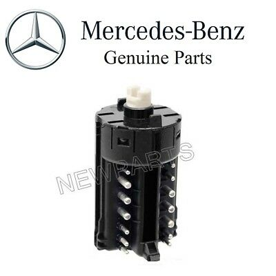 OEM For Mercedes R129 W140 W210 Ignition Starter Switch w// 14 pin connectors