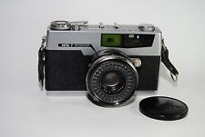 Petri 7 film camera W/ Petri c. 4.5CM f2.8 Lens