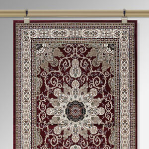 Victorian Traditional Moulding Picture Rail Carpet