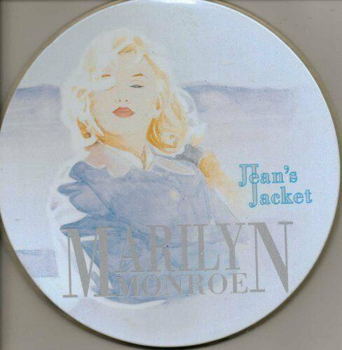 Marilyn Monroe Jean's jacket (tin, #dnr030)  [CD]