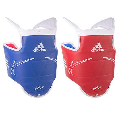 adidas Taekwondo Adult Reversible Body Protector ADITAP01