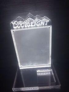 coors-light-led-illuminated-bar-display-clear-acrylic-pub-bar-mancave