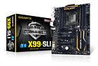 Ga-x99-sli X99 Cihpset ATX Motherboard GIGABYTE GAX99SLI