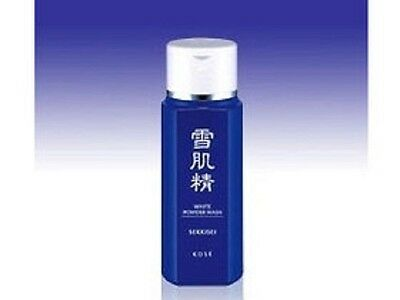 JAPAN KOSE Sekkisei White Powder Wash 100g Skincare Cleansers / Ship by e-packet