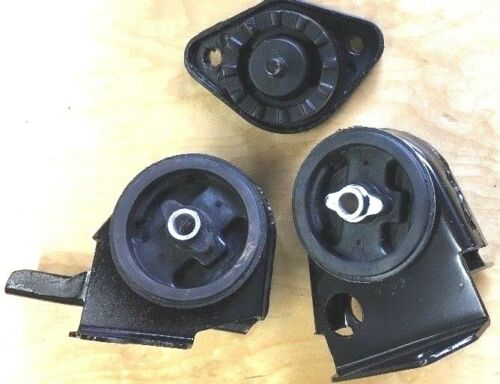 3PC ENGINE AND TRANSMISSION MOUNT FOR 1994-2003 CHEVROLET S10 S15 2.2L FAST SHIP