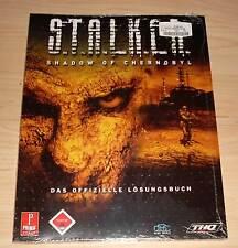 S.T.A.L.K.E.R. - Shadow of Chernoby - Offizielle Lösungsbuch ( Stalker ) Neu OVP
