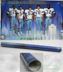 NITF-Vintage-NIKE-Football-Poster-DOOMSDAY-Ed-034-TOO-TALL-034-Jones-Dallas-Cowboys