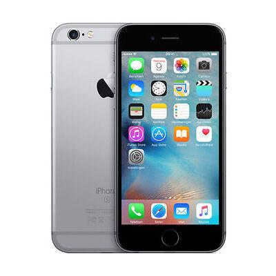 Apple iPhone 6s - 32GB - Space Grey (Unlocked) Smartphone