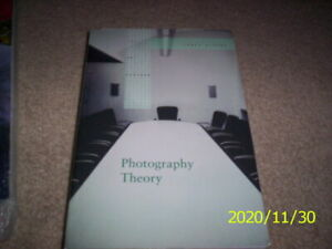 Photography Theory by James Elkins (English) Paperback Book Free Shipping!