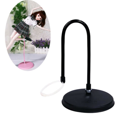 Adjustable 9-19inch Display Stand Doll Holder for 1//3 1//4 1//6 BJD LUTS Doll