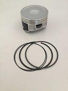 Piston Rings for 04-11 Mitsubishi Outlander Galant Eclipse Lancer 2.4L 4G69 SOHC