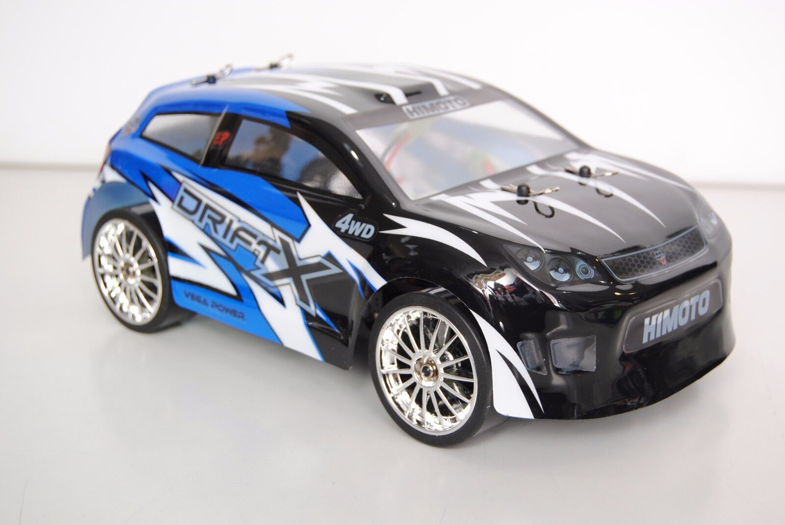 E18DT-B MODEL CAR Electrical 4x4 HIMOTO Drift 1 18 CAR MODEL HIMOTO