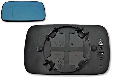BMW 3 Series E46 Coupe Convertible 98-06 Aspherical Side Mirror Glass Left OEM