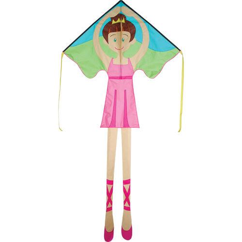 Kite Ballerina Large Easy Flyer Kite ..17....PR 44172