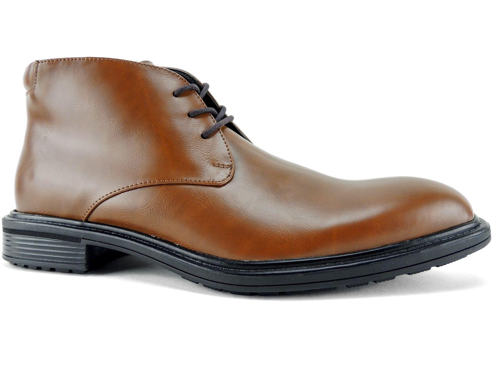 Alfani Men's Turner Chukka Boots Tan Size 12 M