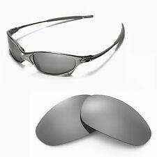 New WL Titanium Replacemet Lenses For Oakley Juliet Sunglasses
