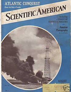 1939-Scientific-American-August-Prehistoric-airfoils