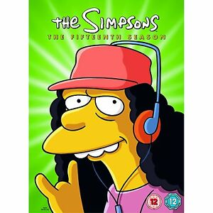 THE-SIMPSONS-Series-15-SEALED-NEW-Dvds-15th-season-fifteen-5039036054898