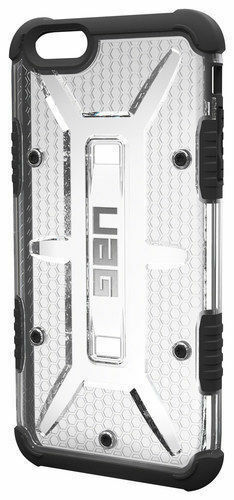 0365017d90c Urban Armor Gear iPhone 6 Plus Ice Maverick Case - Iph6plsice for sale  online | eBay