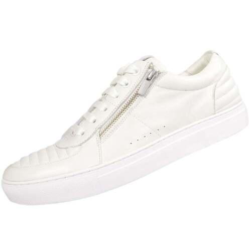Hugo Boss Footwear Futurism _ Tenn tutte le scarpe da ginnastica in pelle bianca