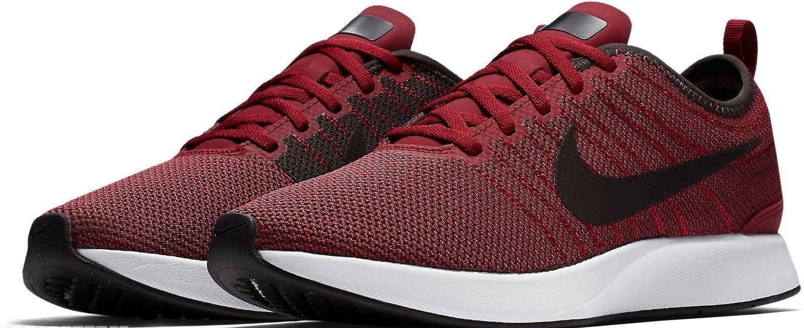 Nike dualtone racer uomini scarpe da corsa 918227-602 10 nuove dimensioni.