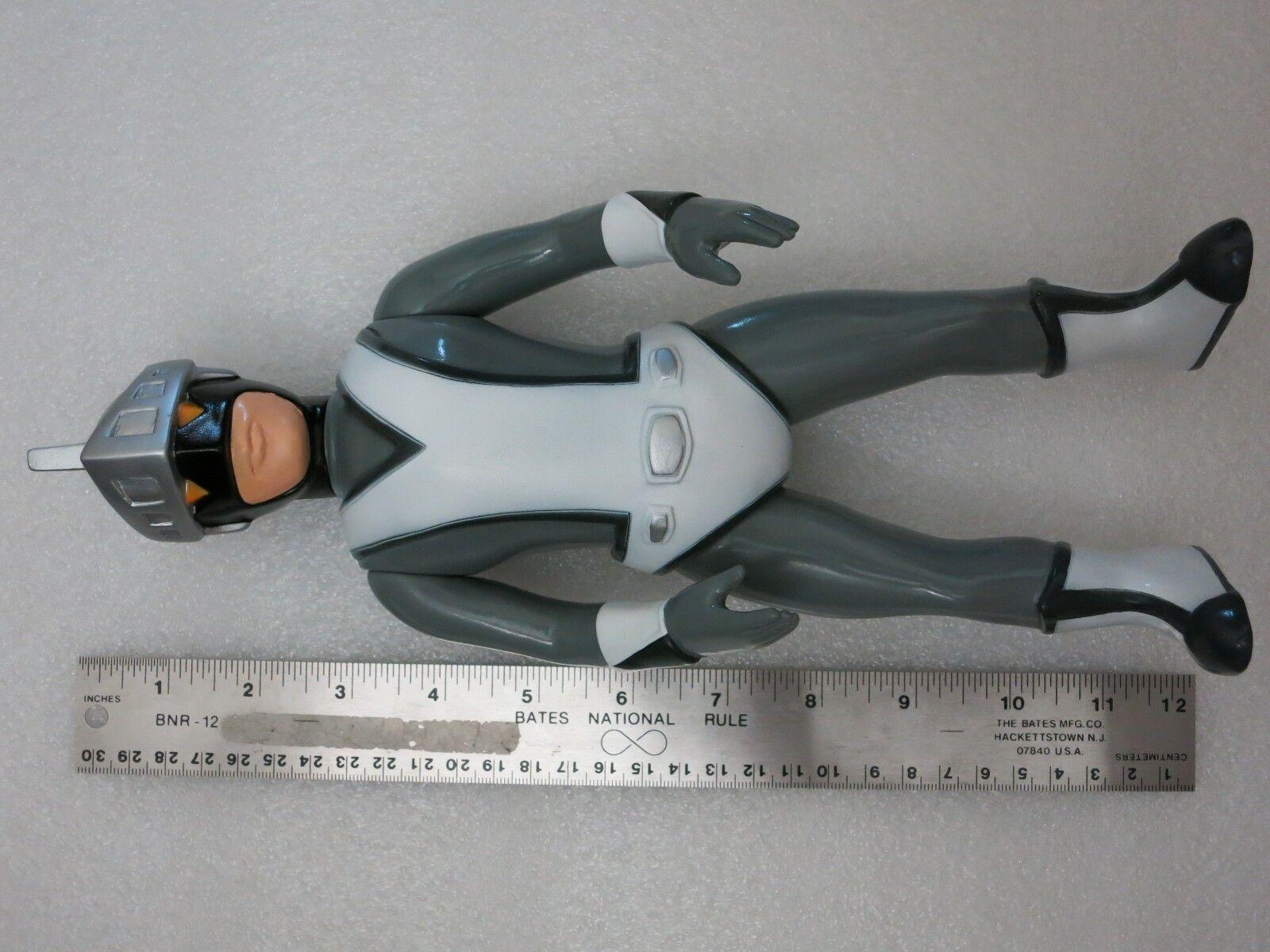Japan Silber KaSie Mask 12  soft vinyl action figure sofubi Ultraman Bullmark