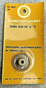 Strombecker-crown-gear-No-8435-for-1-8-034-axle-36-tooth