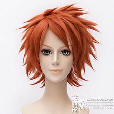 Nagato Naruto Pain Kurosaki Ichigo  Anime Cosplay Costume Wig (Need Styled) +CAP
