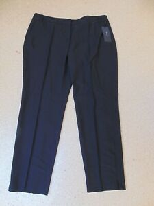 classici Business Ovp in Windsor Pantaloni gr da donna Look New 44 nero Pwxa5YUa