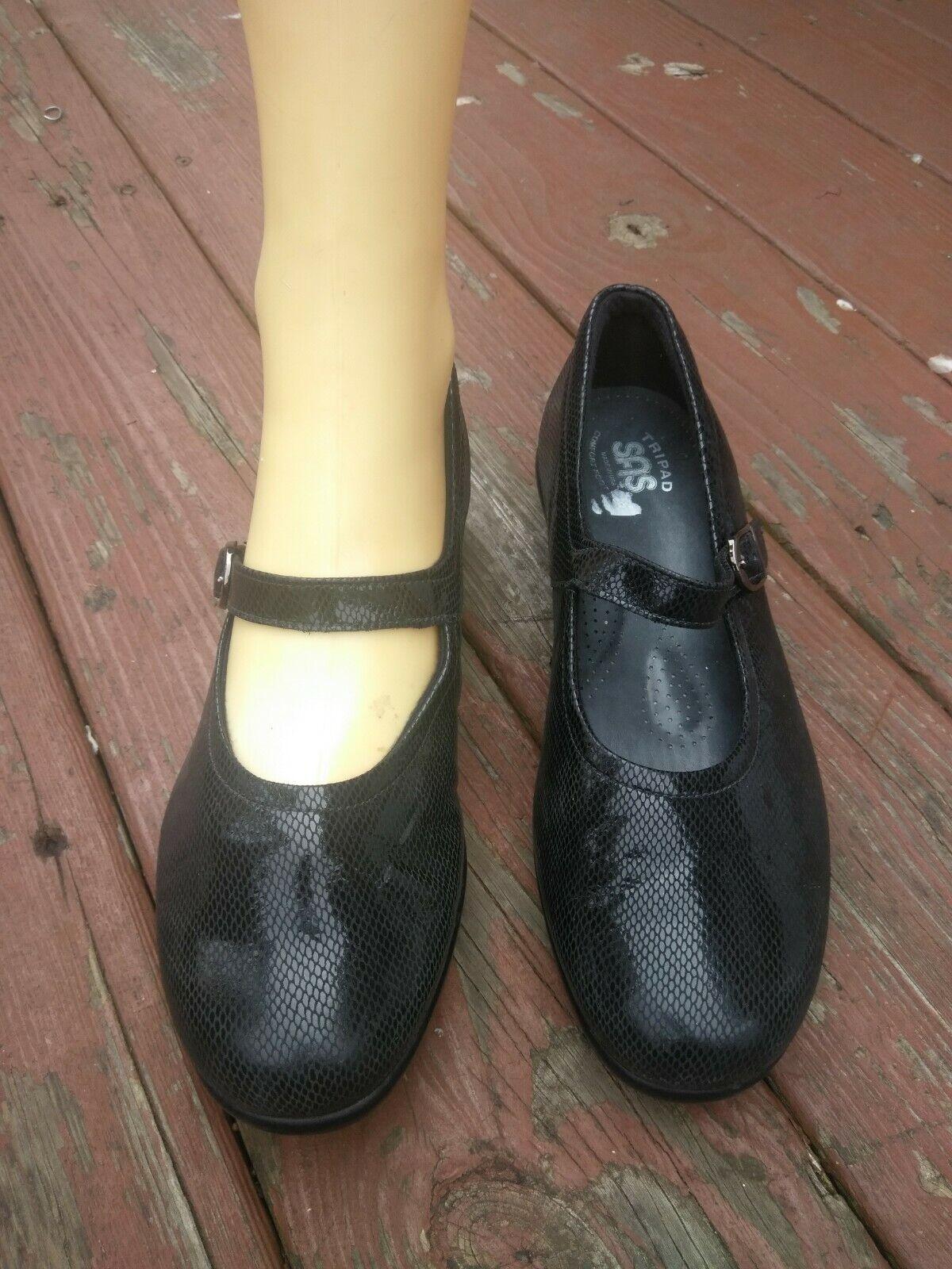 SAS tripad Comfort Mary Jane chaussures 9 W