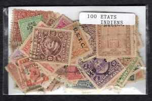 Estados-Indios-Indian-States-500-sellos-diferentes