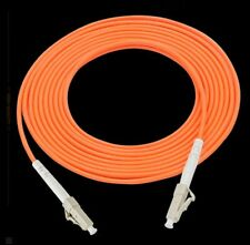 1 to 50M LC-ST Single Core Multimode Fiber Optic Patch Cable Jumper MagiDeal