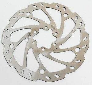mr-ride-Topeak-ROTOR-160mm-6-034-136g-1pc-RT22-MTB-for-Avid-Shimano-DISC-BRAKE